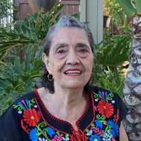 MARIA CRISTINA GUERRERO DE RAMIREZ