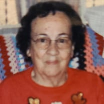 Mrs. Mildred Frances Dawkins