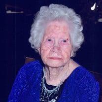 Nellie Marie Lea