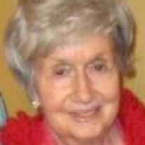 Mrs. Annie Odelle Troxler