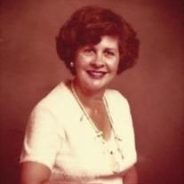 Mrs Mary Bevans