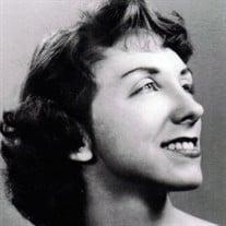 Mary Ann Woolsey