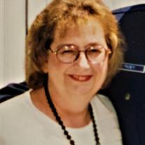 Helen Ann Cordrey McAllister
