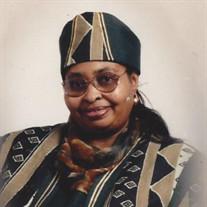 Mrs. Jessie Mae Moten