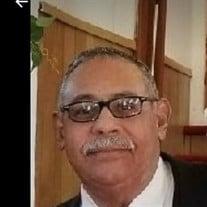 Pastor C. H. Grisham Jr.