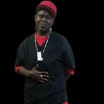"""Mr. Darin Wyane """"Big Earl"""" Clewis"""