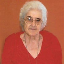 Mrs. Imogene Weatherington Hollin of Enville