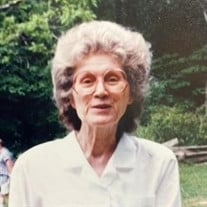 Mary Louise Tucker