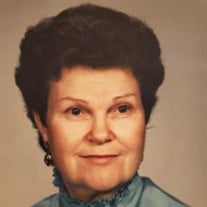 Mary Juanita (Fenwick) Wilcoxen