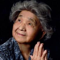 Janet Hiroko Dodds