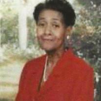 Mrs. Louise Delk