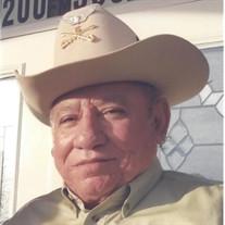 SFC (Ret.) Raul Contreas Munoz