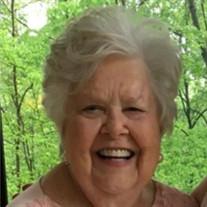 Barbara June Goudy Peterson