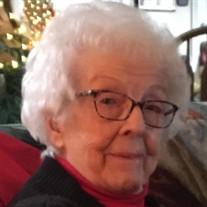 Mrs. Jean DeLong Fields