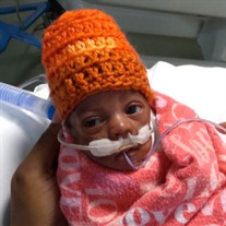 Baby Jeremiah Anthony Parker