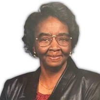 Mrs. Esther Buchanan
