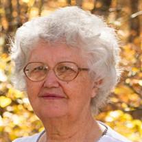 Mary Frances Stegmann (nee Schlipp)