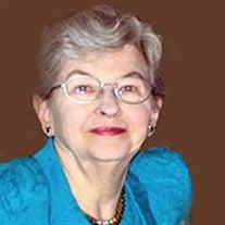 Joan Margaret Berglund