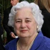 Sarah Virginia Borland Ward