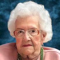 Mrs. Dolores L. (Roberts) Bonanza