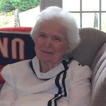 Greta Gloria Hobson Adams