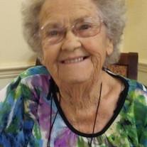 Flora Mae Mitchell