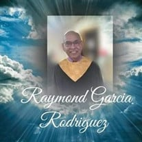 Raymond Garcia Rodriguez