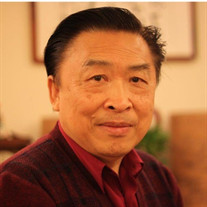 Mr Rong Wei CHEN