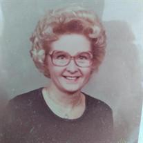 Mrs. Leeta Adean Harrison