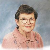 Marjorie Guyton Holloway