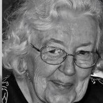 Mrs. Agnes M. Thompson