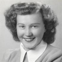 Annie Mae Kidwell Pighini