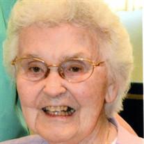 Sister C. Elizabeth (Betty) Sokel SSND