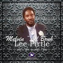 """Mr. Melvin """"Lil Bruh"""" Lee Pirtle"""