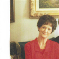Mrs Bobbie Ruth Warwick