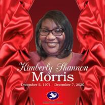 Ms. Kimberly Shannon Morris