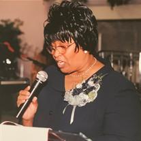 Mrs. Loretta Ann Evans-Frazier