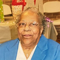 Mrs. Maudie King