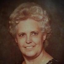 Betty McDavid Peters