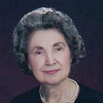 Mrs. Dorothy Mae Page