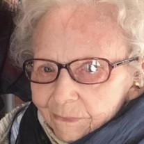 Mrs. Geraldine S. Nasuti