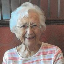 Gladys Jean Scotford