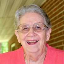 Mrs. Junita Josephine Krebbs