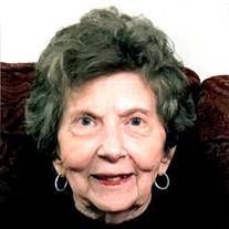 Frances Jean Johnson