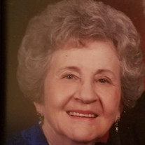 Mary Marie McHargue Hodges