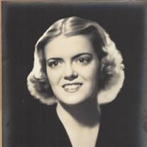 """Mary """"Ma"""" Ann Claridge"""