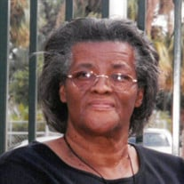 Ms. Lizzie Lee Cosby