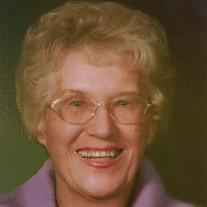 Ann Martha Gillespie