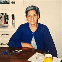 Isabel Franco Vasquez