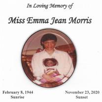 Emma Jean Morris